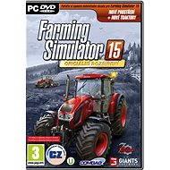 Farming Simulator 15 - Oficiálne rozšírenie Zetor - Herný doplnok