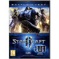 Starcraft II: Battlechest V2 - Hra na PC