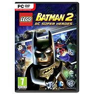 LEGO Batman 2: DC Super Heroes - Hra na PC