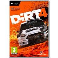 DiRT 4 - Hra na PC