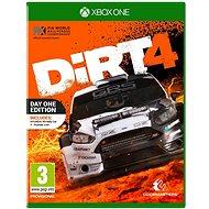 DiRT 4 - Xbox One - Hra pre konzolu
