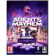 Agents of Mayhem - Hra na PC