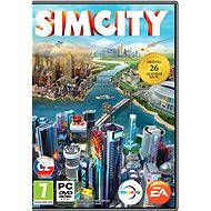 Simcity - Hra na PC