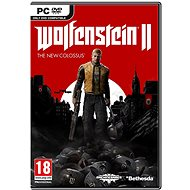 Wolfenstein II: The New Colossus - Hra na PC