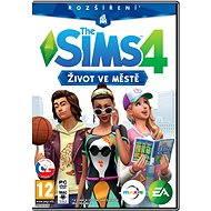 The Sims 4: Život v meste - Herný doplnok
