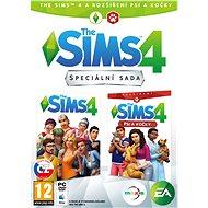 The Sims 4: Psy a Mačky bundle (Plná hra + rozšírenie) - Hra na PC