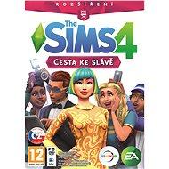 The Sims 4: Cesta ku sláve - Herný doplnok