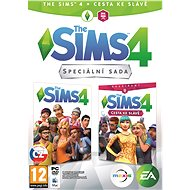 The Sims 4: Cesta ku sláve bundle (Plná hra + rozšírenie) - Hra na PC