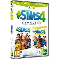 The Sims 4: Život na ostrove (Plná hra + rozšírenie) - Hra na PC
