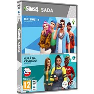 The Sims 4: Hurá na vysokou bundle (Plná hra + rozšíření)