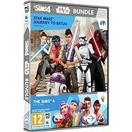 The Sims 4: Star Wars – Výprava na Batuu bundle (Plná hra + rozšírenie) - Hra na PC