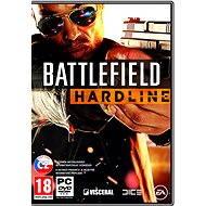 Battlefield Hardline CZ - Hra pre PC