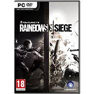 Tom Clancys: Rainbow Six: Siege - Hra na PC