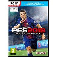 Pro Evolution Soccer 2018 Premium Edition - Hra pre PC