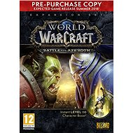 World of Warcraft: Battle for Azeroth - Hra na PC