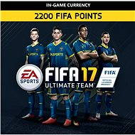 FIFA 17 2200 FUT Points - Herný doplnok