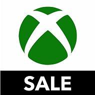 Microsoft XBOX Sales - Hra na konzolu