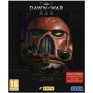 Warhammer 40,000: Dawn of War III Limited Edition - Hra na PC