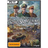Sudden Strike 4 - Hra pre PC