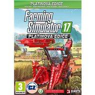Farming Simulator 17 - Platinum Edition - Hra na PC