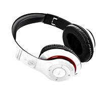 Gogen HBTM 41WR bielo-červené - Bluetooth slúchadlá