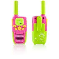 Gogen Maxi vysielačky P ružovo-zelené - Vysielačky