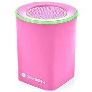 Gogen BS 074P ružový - Bluetooth reproduktor