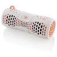 Gogen BS 115 STREET G bielo-ružový - Bluetooth reproduktor