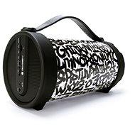 Gogen BPS 320 STREET čierno-biely - Bluetooth reproduktor