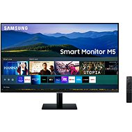 "27"" Samsung Smart Monitor M5"