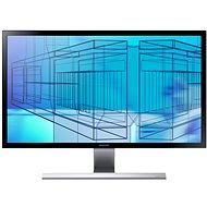 "28"" Samsung U28D590 UHD 4K - LCD monitor"