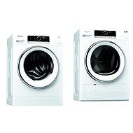 WHIRLPOOL FSCR 90423 + WHIRLPOOL HSCX 90420 - Set práčka a sušička