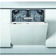 WHlRLPOOL WIO 3T121 P - Vstavaná umývačka riadu