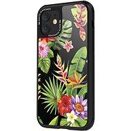 White Diamonds Tough Jungle Case pre Apple iPhone 11 – kvety