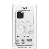 White Diamonds Eternity pre iPhone 11 Pro – priehľadné