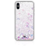 White Diamonds Sparkle pre Apple iPhone XS/X – jednorožce