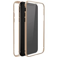 White Diamonds 360° Glass Case pre Apple iPhone 11 – zlaté
