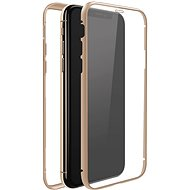 White Diamonds 360° Glass Case pre Apple iPhone 11 Pro zlaté