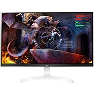 "27"" LG 27UD69P-W - LCD monitor"