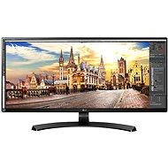 "34"" LG 34UM68 Ultrawide - LED monitor"