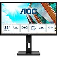 "32"" AOC Q32P2 - LCD monitor"