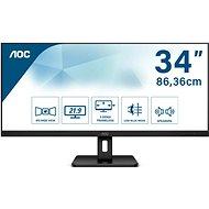 "34"" AOC Q34E2A - LCD Monitor"