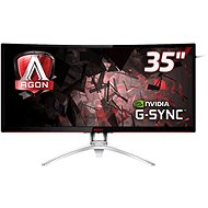 "35"" AOC AG352UCG - LCD monitor"
