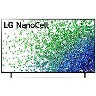 "50"" LG 50NANO80P - Televízor"
