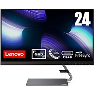 "23.8"" Lenovo Q24h-10 Warm Gray"