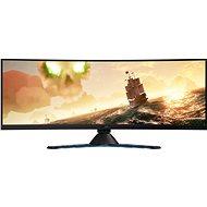 """43,4"""" Lenovo Legion Y44w-10 čierny - LCD monitor"""