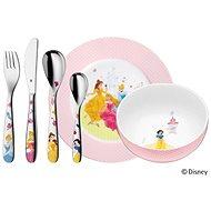 """WMF 1282409964 """"Disney Princess"""" Disney 6 ks - Detská jedálenská súprava"""