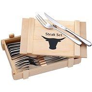 WMF Sada steakových príborov 12 ks 12.8023.9990 - Súprava príborov