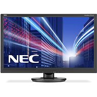 "24"" NEC AccuSync AS242W čierny - LCD monitor"