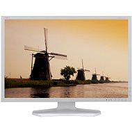 "24"" NEC MultiSync LED P242W strieborný - LCD monitor"
